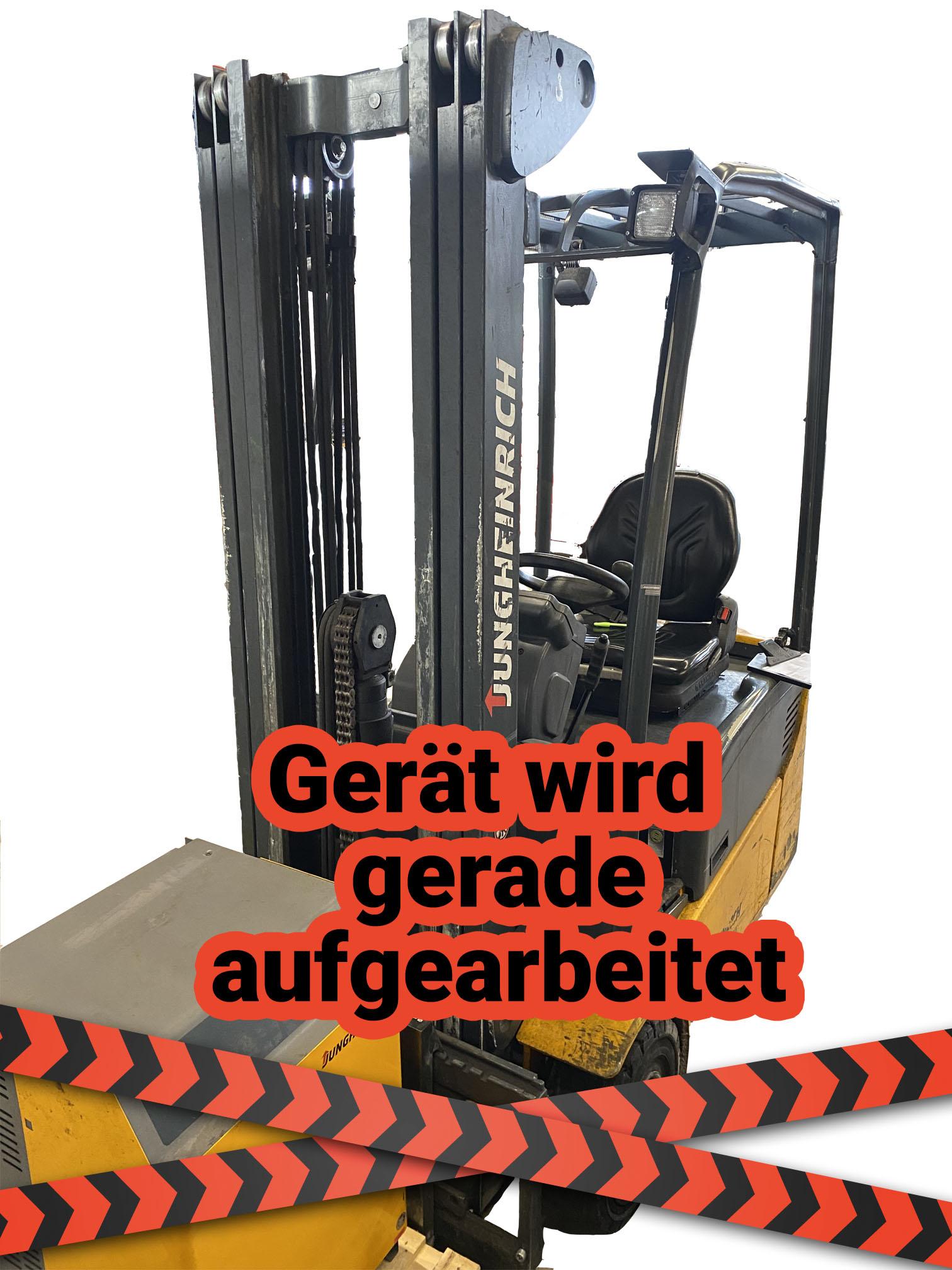 Jungheinrich Gabelstapler EFG115