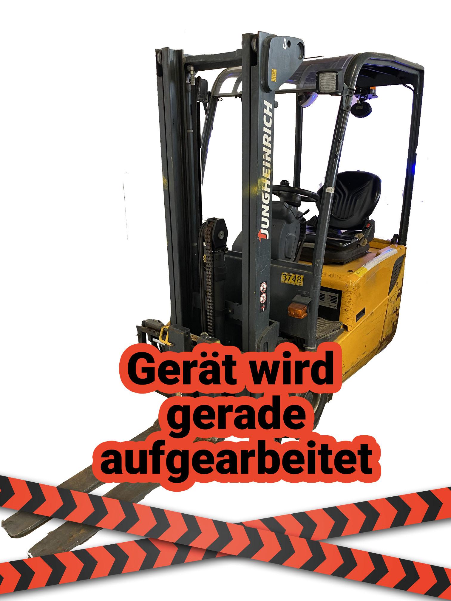 Jungheinrich EFG113 Elektrogabelstapler
